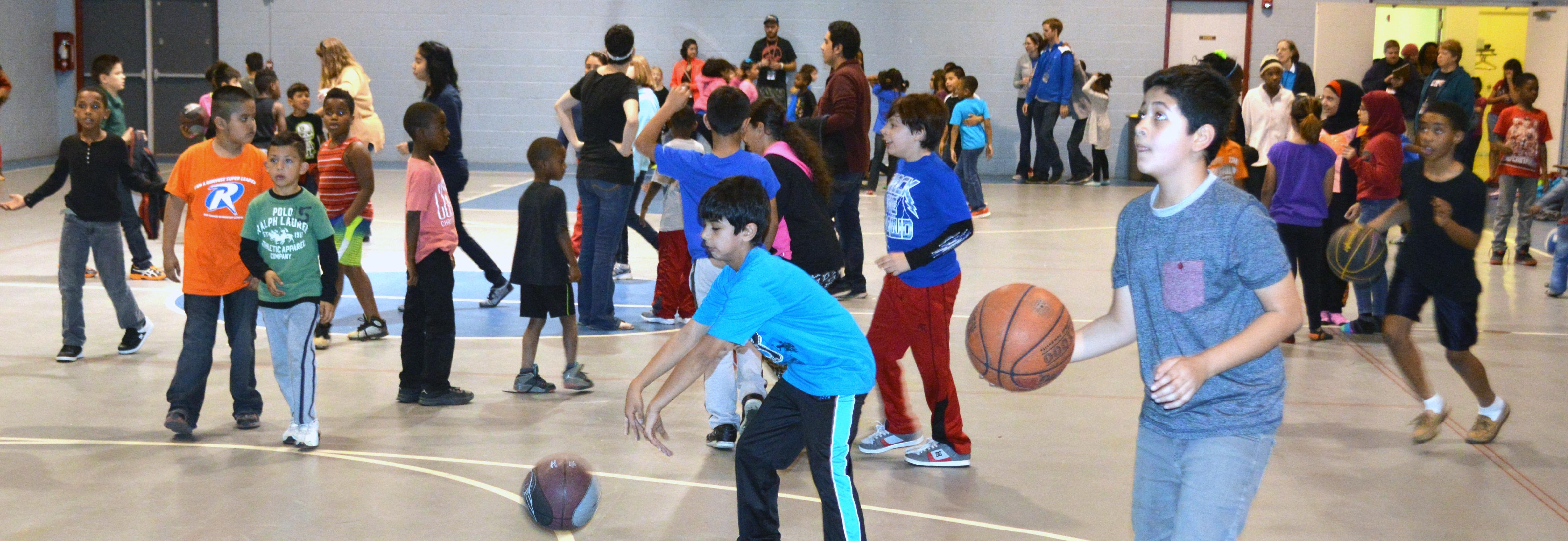Children's Gym Night 1-15-16