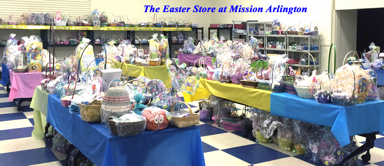 Lauren's Easter Store pics