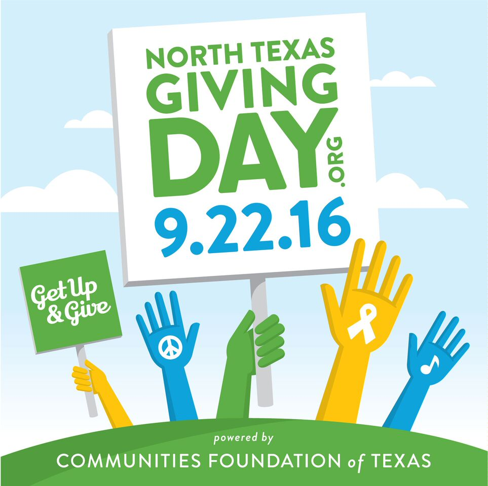 North Texas Giving Day Logo 2016
