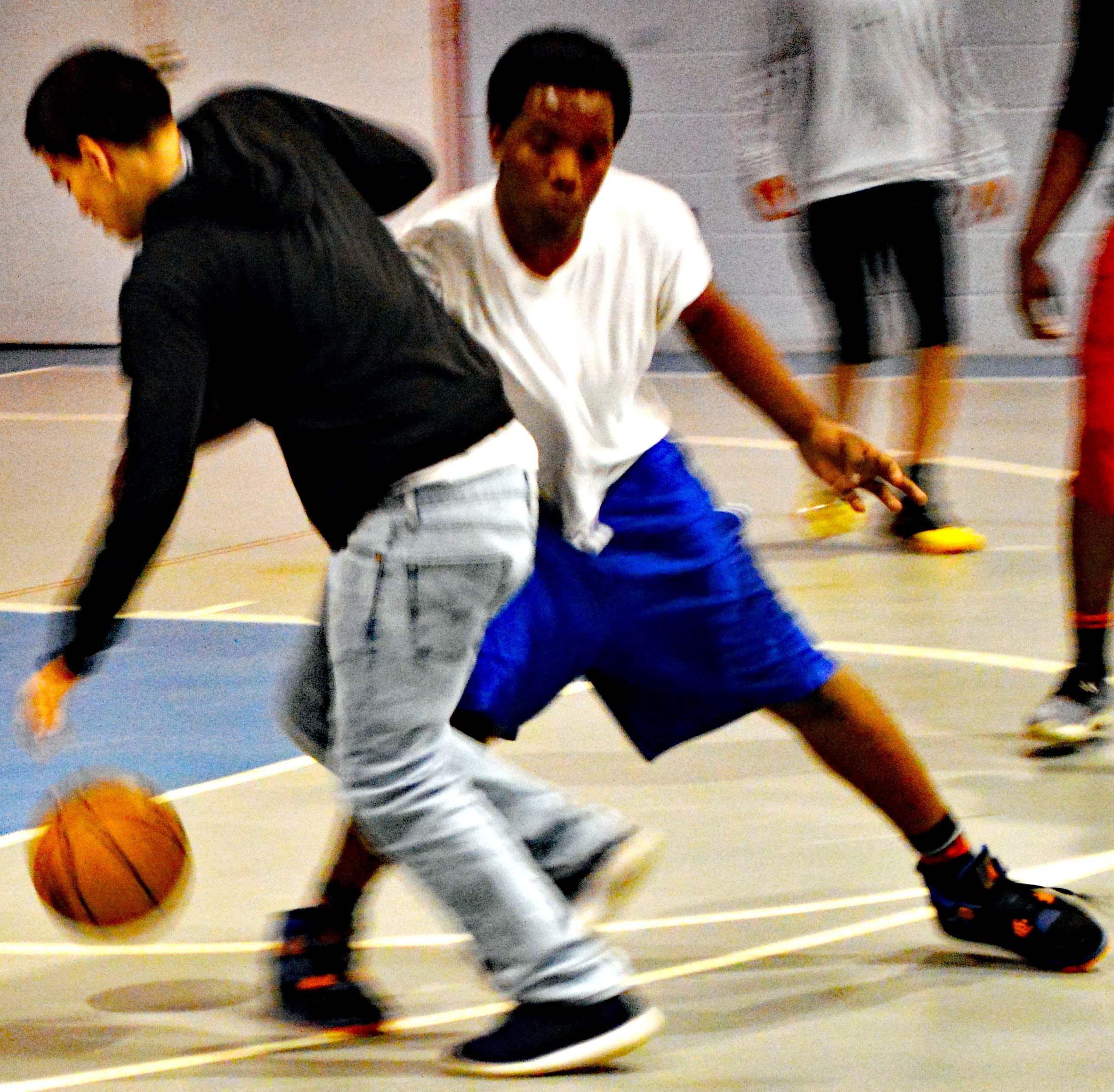 Youth Gym Night 1-8-16